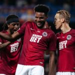 VIDEO: Watch Benjamin Tetteh's TWO goals for Sparta Prague in Czech