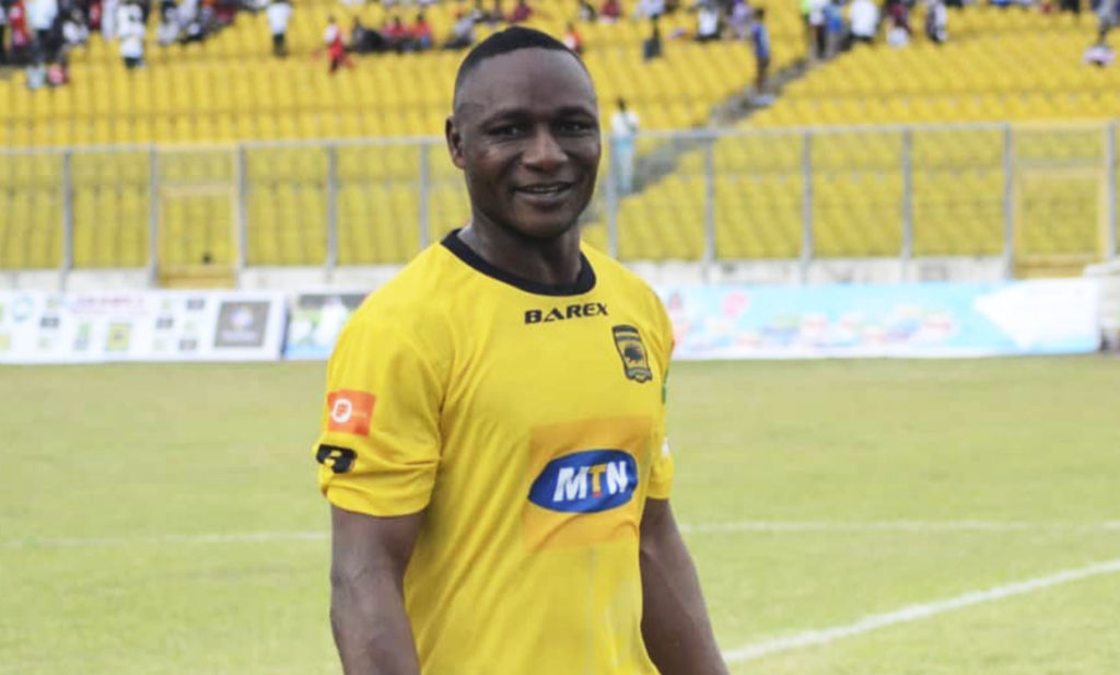 CAF Confederation Cup: Kotoko defender Wahab Adams urges teammates to dig deep to beat Zesco
