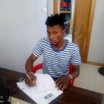 Pacific Heroes FC loan young defender Maxwell Kofi Kumadoh to Greek side Aiginiakos