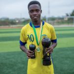 Talent Tavern: Great Somax wonder kid Mathew Kudjo emerges tsar at Baby Jet U16 tourney