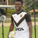 AshantiGold holding talks with ASEC Mimosas for striker Amed Toure