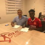 Emmanuel Boateng delivers emotional farewell to Aduana sealing Hapoel Tel Aviv move