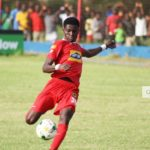 Asante Kotoko defender Agyemang Badu relishes Saddick Adams battle ahead of AshantiGold clash