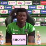Alfred Duncan speaks out against racism after chants aimed at Koulibaly