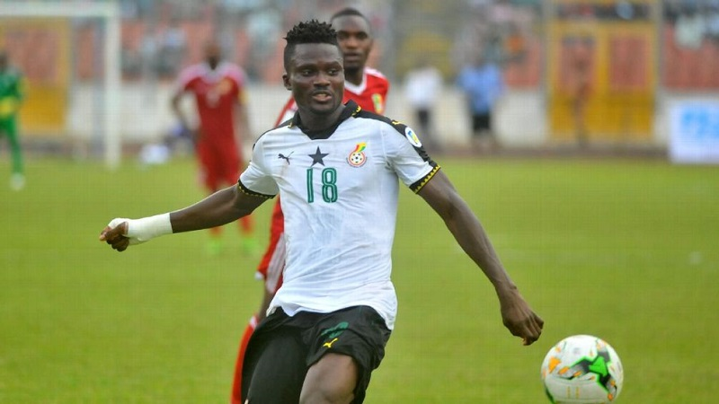 2019 Africa Cup of Nations: Injured Daniel Amartey wishes Black Stars well in Egypt
