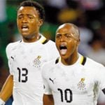 Black Stars goalkeepers' coach Richard Kingson excited with the return of the Ayew brothers