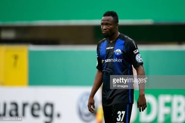 In-form Paderborn 07 striker Bernard Tekpetey uncertain of Schalke return