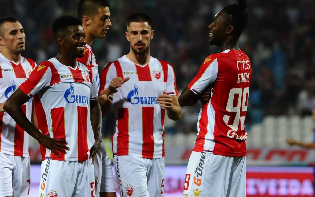 Richmond Boakye Yiadom happy to win Serbian league title