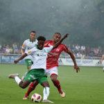 VIDEO: Watch Majeed Ashimeru's debut goal for FC St Gallen in Swiss Cup win