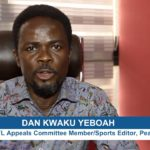 We are unable to pay referees due to delay in funds from gov't- Dan Kwaku Yeboah
