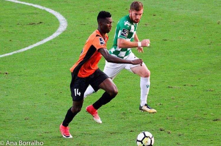 Ghanaian defender Emmanuel Hackman registers assist for Portimonense in victory against Vitoria Guimaraes