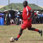 Liberia president George Weah is 'oldest international' ever