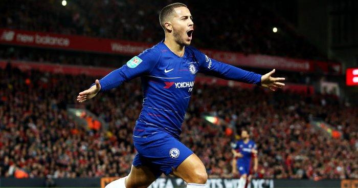 Baba Rahman tips Eden Hazard to win Ballon d'Or