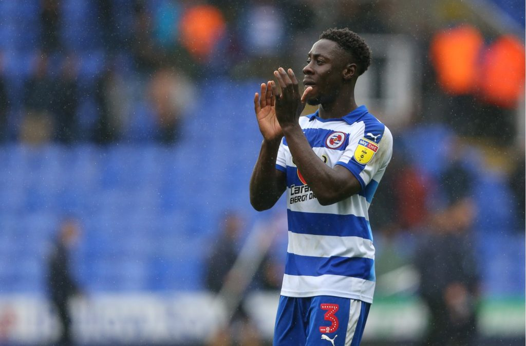 Andy Yiadom to work under new manager at Reading FC after Paul Clement sacking