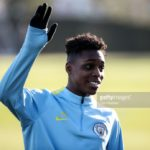 UEFA Youth League: Jeremie Frimpong features in Man City defeat to Olympique Lyon