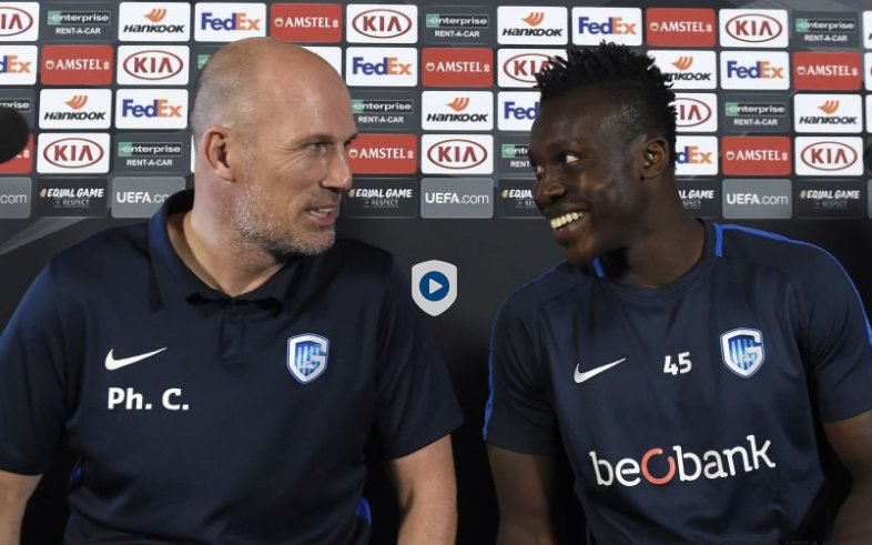 Tanzania midfielder Mbwana Samatta reveals defender Joseph Aidoo is the funniest at Genk