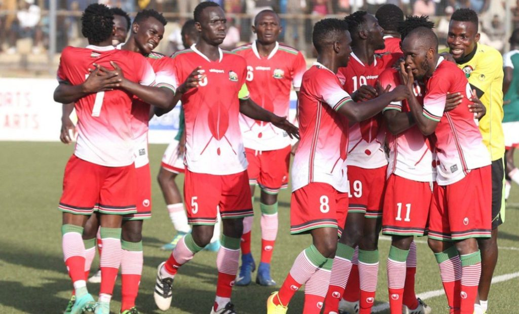 Video: Watch Kenya secure shock 1-0 victory over Ghana in 2019 Africa Cup of Nations qualifier