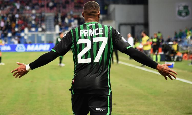 Kevin Prince Boateng is Barcelona's chosen No 9