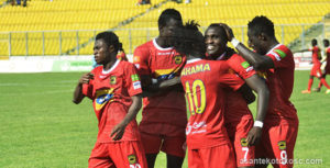 Assistant Kotoko coach Akakpo Patron praises players character after win over Ashantigold