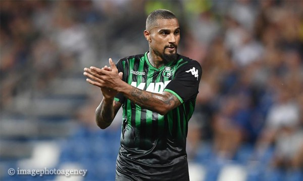 Sassuolo duo Boateng, Duncan injury doubts for Spal clash