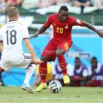 Black Stars midfielder Kwadwo Asamoah sets sights on winning 2019 AFCON