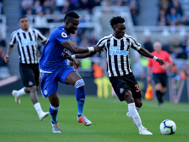 Leicester City news outlet apologises to Daniel Amartey after previous harsh criticism