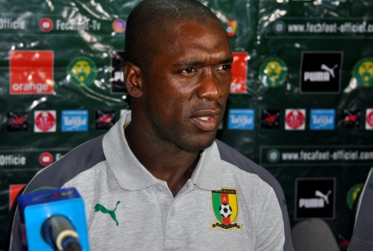 VIDEO: Cameroon coach Seedorf hails team after Ghana draw