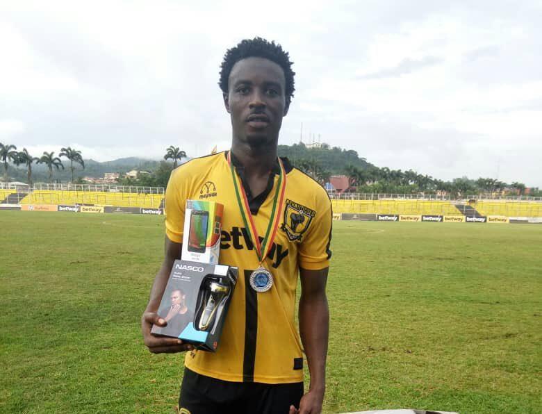 J.A Kuffuor Cup: Shafiu Mumunmi upbeat about AshGold victory over Kotoko