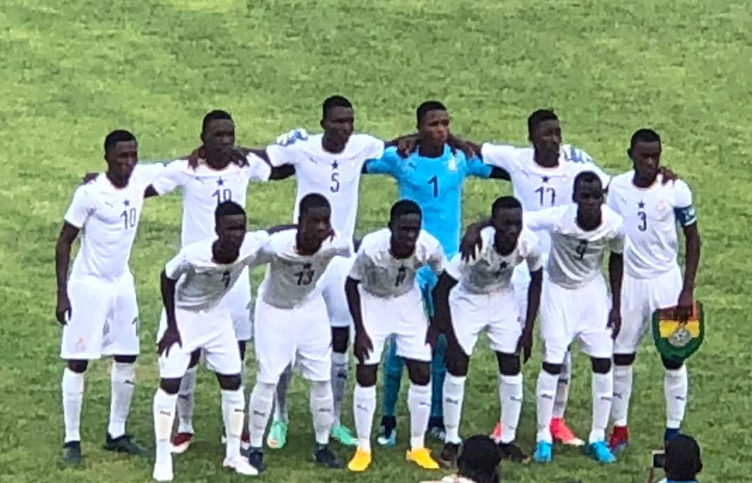 Ten-man Black Starlets rally to beat Ivory Coast 2-1 to reach final of WAFU U17 tournament