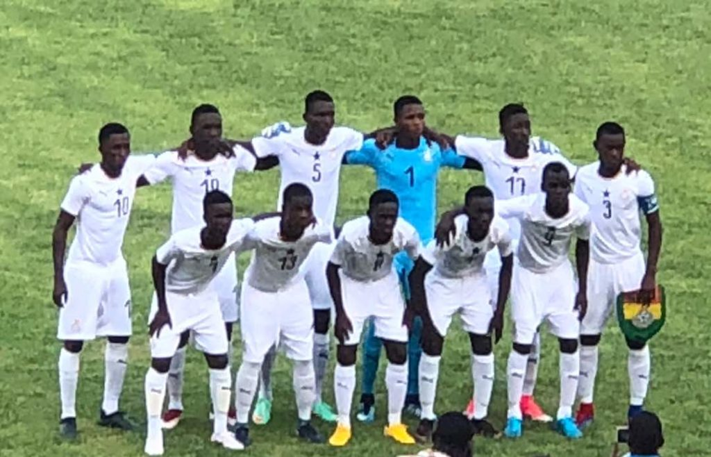 Video: Watch full match of Nigeria's win over Ghana U17 in WAFU Championship final