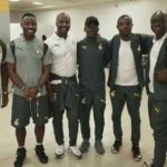 Video: Ghana squad land in Nairobi for Saturday's AFCON clash with Kenya