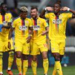 Crystal Palace striker Jordan Ayew not surprised by Wilfried Zaha's heroics against Huddersfield