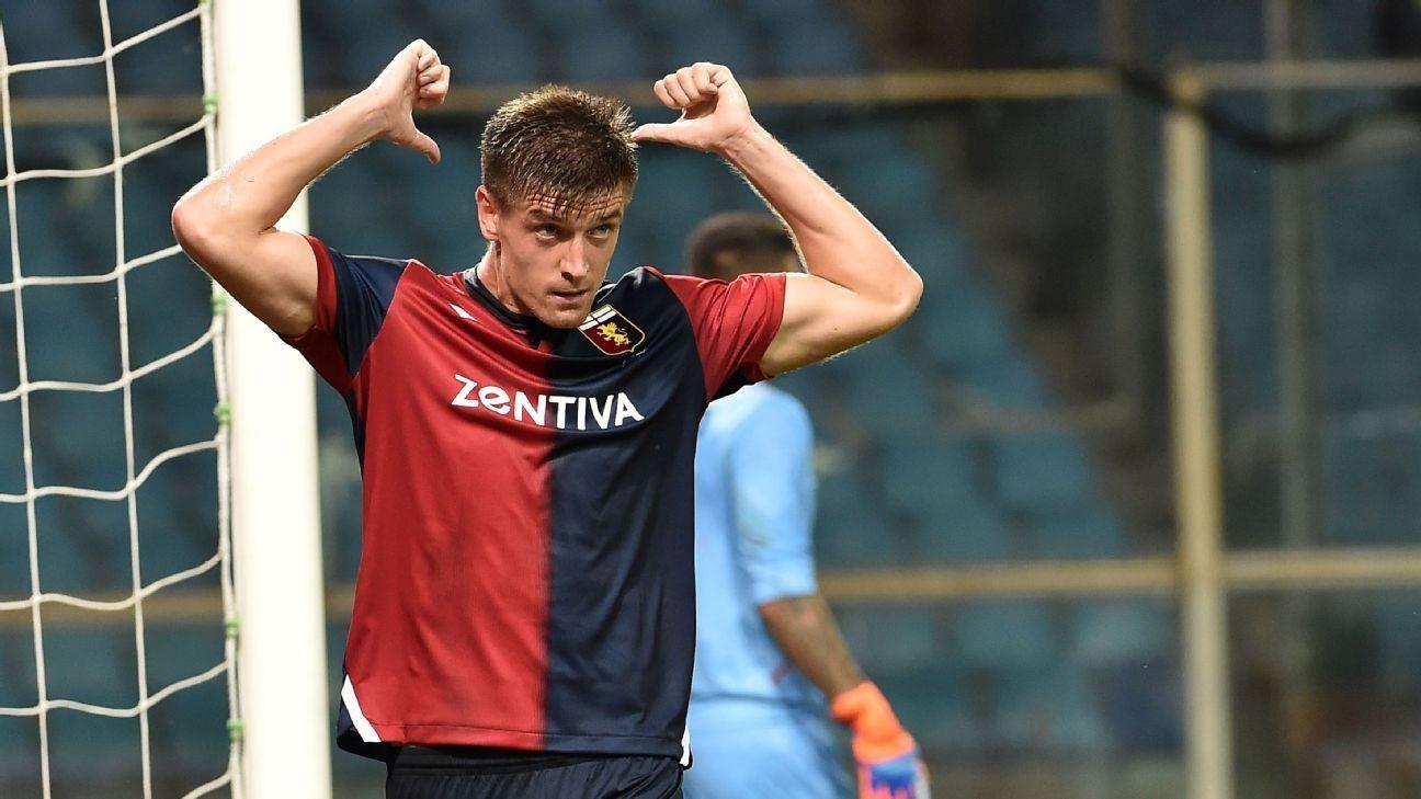 Krzysztof Piatek ha hablado sobre el FC Barcelona