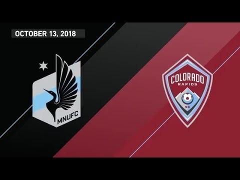 HIGHLIGHTS: Minnesota United FC vs. Colorado Rapids | October 13, 2018