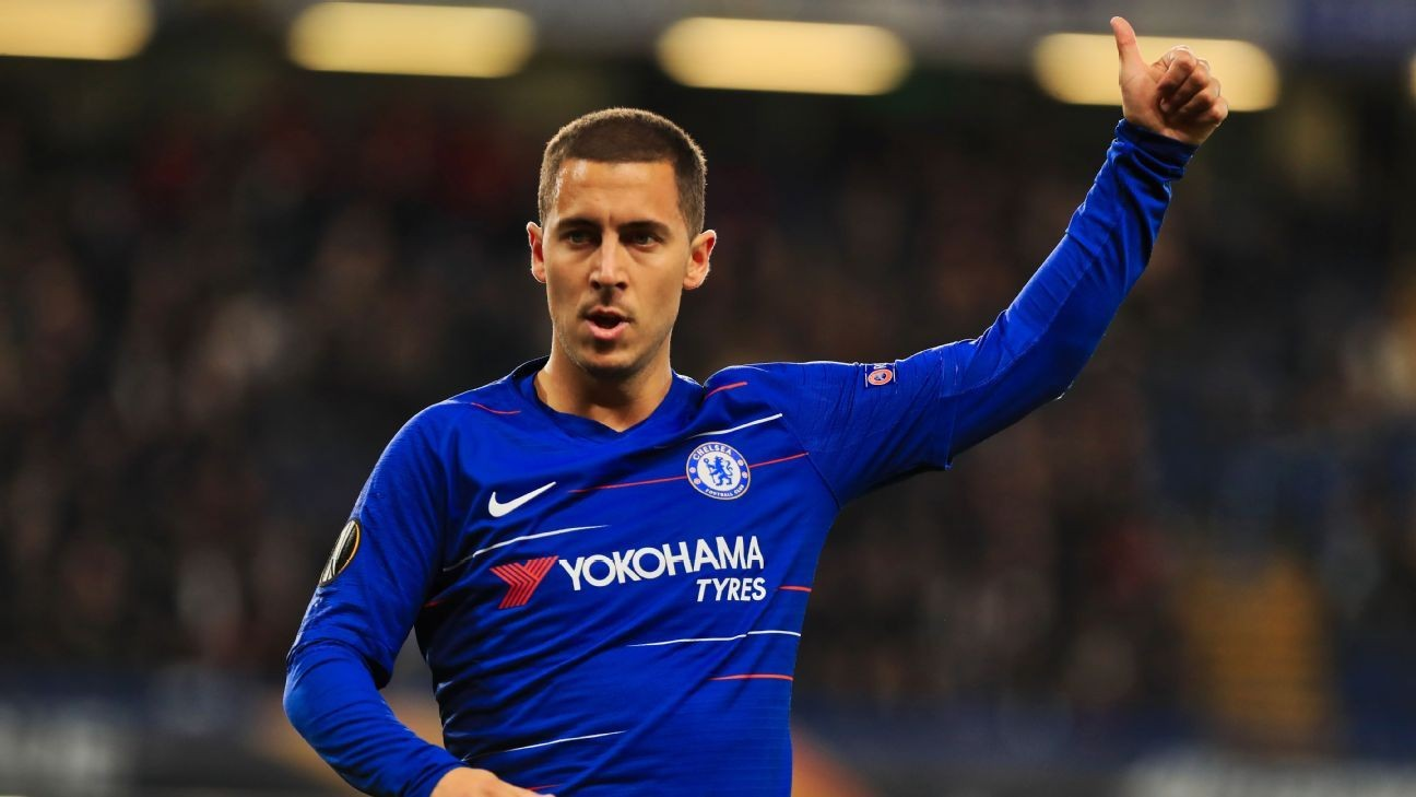 f4457c7c7441 Chelsea s Eden Hazard can show Man United first-hand the superstar they  missed out on