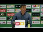 Rueda de prensa de Juan Ramón López Muñiz tras el Elche CF vs Málaga CF (2-0)