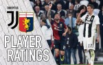 Juventus player ratings: Cancelo's efforts not enough