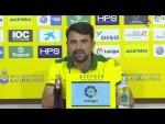 Rueda de prensa de Felipe Benítez tras el UD Las Palmas vs CD Numancia (3-0)