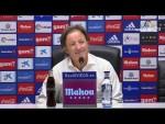 Rueda de prensa de Juan Antonio Anquela tras el Real Oviedo vs CA Osasuna (2-1)