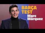 A blaugrana test for Marc Márquez