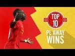 Top Ten: Premier League Away Wins