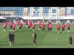 PRE-MATCH | Real Madrid vs Viktoria Plzen training