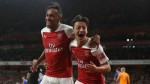 Mesut Ozil 'sublime', Pierre-Emerick Aubameyang scores twice as Arsenal rally vs. Leicester