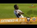 Albacete BP vs UD Almería (1-1) - Extended Highlights