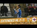 Córdoba CF vs RC Deportivo (1-1) - Extended Highlights