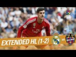 Real Madrid vs Levante UD (1-2) - Extended Highlights