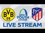 Dortmund vs. Atlético: UEFA Youth League LIVE!