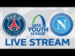 Paris vs. Napoli: UEFA Youth League LIVE!