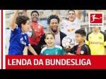 Zé Roberto -  Uma lenda fala sobre sua relação com a Bundesliga