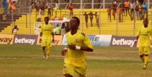 Ashantigold midfielder Amos Addai confirms interest from Kotoko coach C.K Akunor